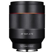 Samyang AF 50mm F1.4 in Sony FE Full Frame Mount