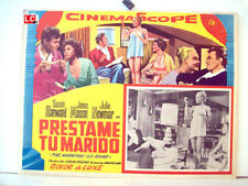 ¡ONLY AVAILABLE 24h.!/ THE MARRIAGE GO ROUND/SUSAN HAYWARD/1961/OPTIONAL SET/551