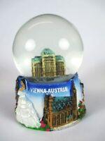 Wien Schneekugel Vienna Oper Snowglobe 9 cm,Souvenir Austria