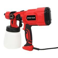 550W 110V Portable Electric Spray Gun Easy Paint Sprayer Handheld Painting Tool