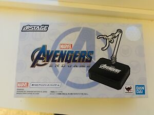 Tamashii Stage Avengers Endgame New Sh Figuarts Iron Man Display Stand
