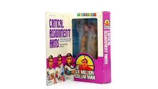 Vintage Six Million Dollar Man Critical Assignment Arms in Box