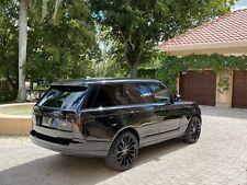2017 Land Rover Range Rover Full Size