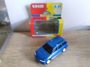 Tomy A001 Subaru Legacy Blue 1-50 good condition ,suit Thomas the tank engine