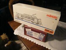 MARKLIN  - 8321 -  Locomotive électrique  BB 15065 de la SNCF en Ho