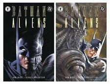 BATMAN ALIENS #1 & 2 Set Dark Horse 1997