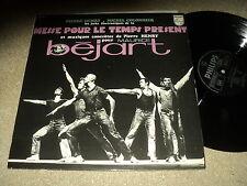 """@ PIERRE HENRY 33 TOURS LP 12 """" FRANCE MAURICE BEJART MICHEL COLOMBIER"""