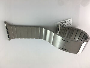 Original genuine OEM Apple Watch Link Bracelet band stainless steel 38mm 40MM