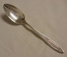 1917 ONEIDA COMMUNITY PLATE Silver Plate ADAM Oval Bowl Teaspoon NO MONOGRAM