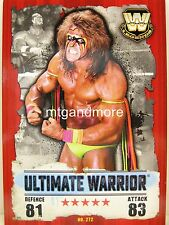 Slam Attax Takeover - #272 Ultimate Warrior