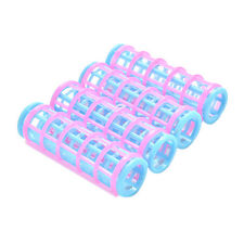 10 Pcs Creative Doll Hair Curler for Barbies Dolls Pink and Blue Color RS