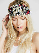 FREE PEOPLE *Marrakesh Headpiece* BOHEMIAN HEAD BAND NEW IN PACKAGE SOLD OUT!