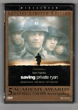 Saving Private Ryan (Dvd, 1999, Special Limited Edition) * free shipping *