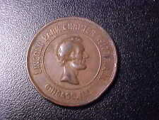 LINCOLN PARK CHAPTER NO. 177, R.A.M. ONE PENNY TOKEN! -   GG153UXX
