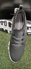 New Men's Footjoy Superlites XP Softspike Golf Shoes #58066 Black/Grey Size 12