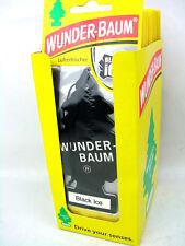 24 piezas 24 Pack Wunderbaum Ambientador Ambientador perfume aroma BLACK ICE