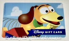 "DISNEY WORLD/STORE GIFT CARD ""SLINKY DOG ROLLER COASTER"" NO VALUE DISNEYLAND NEW"