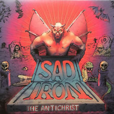 Sad Iron ‎– The Antichrist    old school Dutch Metal