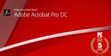 Adobe Acrobat Pro DC 2018 - Originale