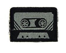 80's Nostalgia Cassette Tape Patch Iron on Applique Alternative Clothing
