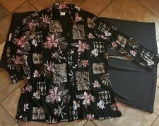 women's plus size clothing lot sz 1x 16w 18 18w pants blouse necklace