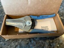 Ideal 45 090 6 12 In Wire Stripper 12 To 8 Awg New