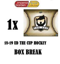 SINGLE * 18-19 * UD THE CUP HOCKEY Box Break #2230- Pittsburgh Penguins