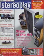 Stereoplay 1/09 T+A Caruso, Brinkmann Oasis, Magnat Quantum 1009, Dali Lektor 1