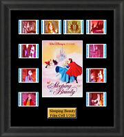 Disney Sleeping Beauty (1959) Film Cell Memorabilia FilmCells Movie Cell
