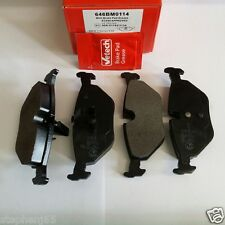 BMW E36/E46 3 SERIES REAR BRAKE DISC PAD/LINING SET 34216778168