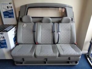 Snoeks Double Cabin Seat VW Transporter T5