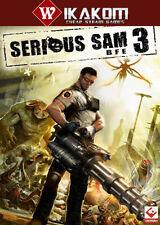 Serious Sam 3: BFE Steam Digital NO DISC/box ** LIVRAISON RAPIDE! **