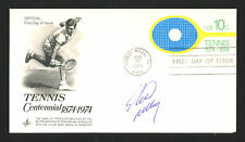 Stefan Edberg Certified Authentic Autographed Signed First Day Cover 165024