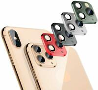 Camera Lens Sticker For iPhone X XS MAX XR Seconds Change to iPhone 11 Pro MAX