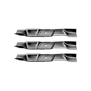 3 Pack Mulching Blades Fits Exmark 103-6394 103-6394-S