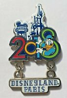 Disney Pin Badge DLP - Donald Duck - Castle Icon 2018
