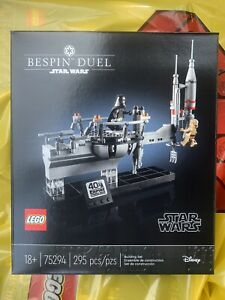 Lego Star Wars: Bespin Duel (75294)