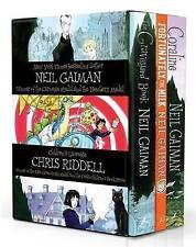 Neil Gaiman & Chris Riddell Box Set by Neil Gaiman (Multiple copy pack, 2015)