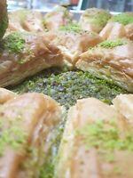 Pistazien Baklava 1000 gr  täglich frisch