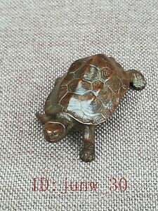 Collect Chinese bronze turtle figurines