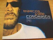 MARCOS VALLE CONTRASTS  CD BRASIL SOUND