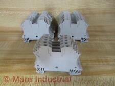 Weidmuller WDU 2.5 Terminal Block WDU25 1020000000 (Pack of 25) - New No Box