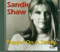Sandie Shaw - Puppet On A String Cd Perfetto Spedito 48H