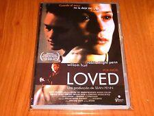 LOVED por amor - Erin Dignam - William Hurt / Sean Penn - Nueva