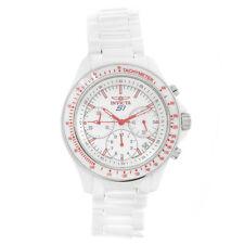 Lässige Invicta Armbanduhren mit Chronograph und 1 Rally