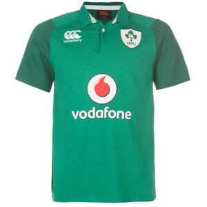 Ireland Classic Home Short Sleeve Rugby Jersey