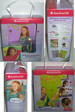 American Girl MCKENNA'S GYMNASTICS HAIRSTYLES SET Books Hair Accessories & Cards
