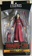 Hasbro Marvel Legends Series Shang Chi And The Legend Of The 10 Rings Katy
