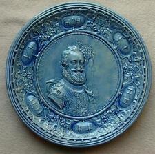CONTINENTAL francese ROYALTY grandi FAENZA CERAMICA CARICABATTERIE Enrico IV Maria Medici