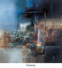 """Abstract Large print by Fausto Minestrini """" Memory """""""